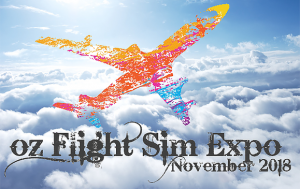 Oz FlightSim Expo 2018